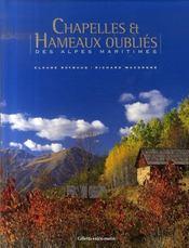 Chapelles et hameaux oubliés des alpes-maritimes - Intérieur - Format classique