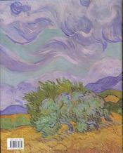 Gr-Van Gogh (Hc) - 4ème de couverture - Format classique