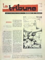Tribune (La) N°428 du 01/10/1969 - Couverture - Format classique