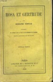 Rosa Et Gertrude - Couverture - Format classique
