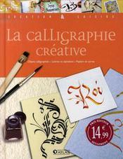La calligraphie créative - Intérieur - Format classique