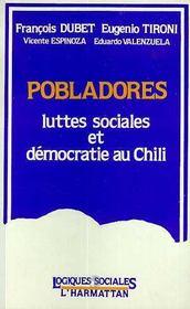 Pobladores Luttes Sociales Et Democratie Au Chili - Intérieur - Format classique