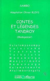 Contes Et Legendes Tandroy, Madagascar - Intérieur - Format classique