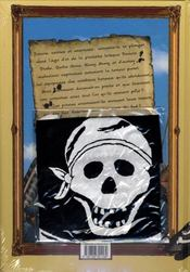 Grand Livre Des Pirates (Livres Jeux) - 4ème de couverture - Format classique