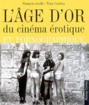 Age d or du cinema erotique - Couverture - Format classique