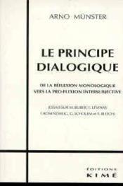 Principe Dialogique (Le) - Couverture - Format classique