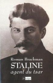 Staline, agent du tsar - Intérieur - Format classique