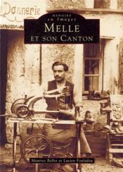 Melle et son canton - Couverture - Format classique