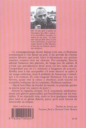 Les Ballades De Haldur Et Autres Racontars - 4ème de couverture - Format classique
