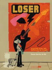 Loser ; flotter avec des semelles de plomb - Intérieur - Format classique