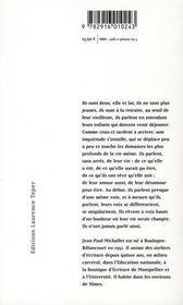 La vie rêvée de Dario Moreno - 4ème de couverture - Format classique