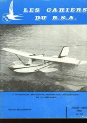Les Cahiers Du R. S. A. N°137 - Couverture - Format classique