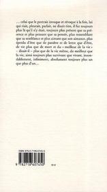 À plus d'un titre ; Jacques Derrida - 4ème de couverture - Format classique