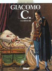 Giacomo C. t.2 ; la chute de l'ange - Intérieur - Format classique