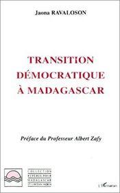 Transition Democratique Madagascar - Intérieur - Format classique