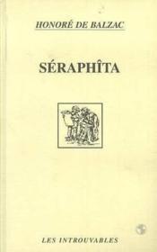 Séraphîta - Couverture - Format classique
