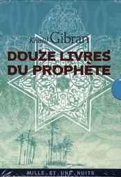 Douze livres du prophète - Intérieur - Format classique