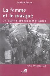 La femme et le masque ou l'éloge de l'équilibre chez les Bassari - Intérieur - Format classique