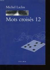 Mots croisés t.12 - Couverture - Format classique