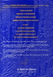 Applications de droit pour BTS 1ère année - 4ème de couverture - Format classique