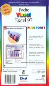 Excel 97 Plus Fort - 4ème de couverture - Format classique