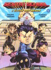 Sentai school - Intérieur - Format classique