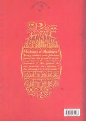 Les déterrés ; intégrale - 4ème de couverture - Format classique