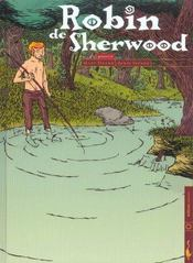 Robin de Sherwood t.1 ; proscrit - Intérieur - Format classique