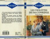 Les Violettes De Falconridge - A Lingering Melody - Couverture - Format classique