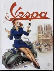 La Vespa 50eme Anniversaire - Couverture - Format classique