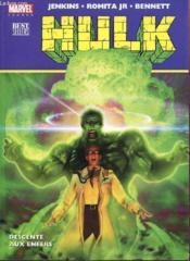 Hulk 3 - Couverture - Format classique