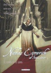 Nicolas eymerich, inquisiteur t.3 ; le corps et le sang - Intérieur - Format classique