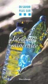 Les eaux minerales - Intérieur - Format classique