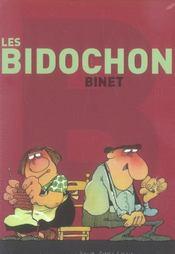 Coffret Les Bidochon 9v (Pf) - Intérieur - Format classique