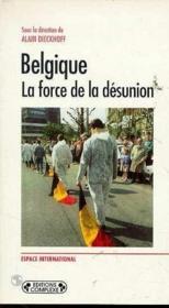 Belgique n.21e - Couverture - Format classique