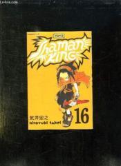Shaman King T16 - Couverture - Format classique