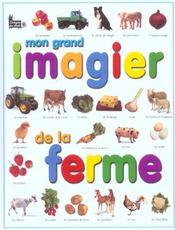 Mon Grand Imagier De La Ferme - Intérieur - Format classique