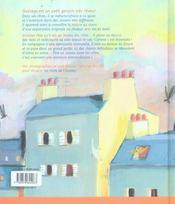Gustave est un oiseau - 4ème de couverture - Format classique