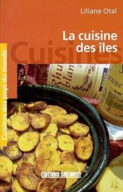 Cuisine des iles (la)/poche - Couverture - Format classique