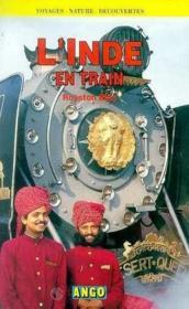 L'Inde En Train - Couverture - Format classique