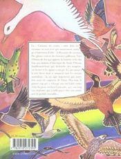 Histoires d'oiseaux - 4ème de couverture - Format classique