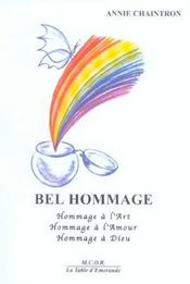 Bel Hommage - Intérieur - Format classique