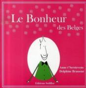 Le bonheur des belges - Couverture - Format classique