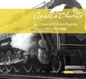 Le crime de l'Orient-Express - Couverture - Format classique