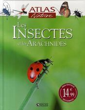 Les insectes et les archnidés - Intérieur - Format classique