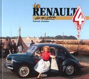 La Renault 4 Cv De Mon Pere - Intérieur - Format classique
