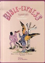 Bible-express illustrée - Intérieur - Format classique
