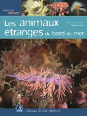 Animaux étranges en bord de mer - Couverture - Format classique