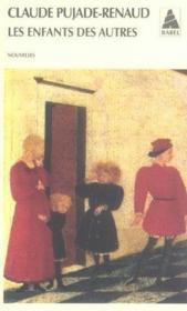 Les enfants des autres babel 699 - Couverture - Format classique