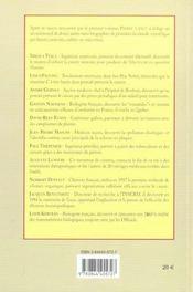 Savants Maudits Chercheurs Exclus Tome 2 - 4ème de couverture - Format classique